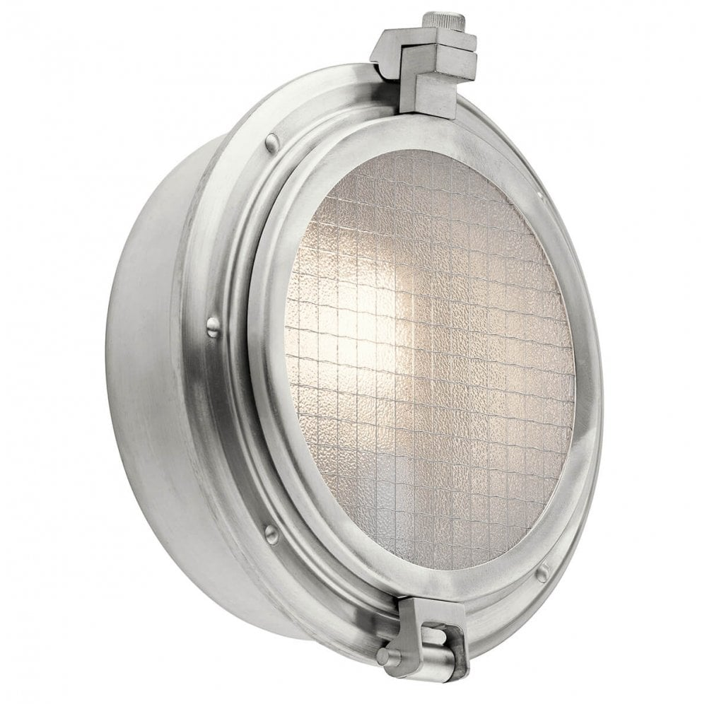 Kichler Clearpoint 1 Light Outdoor Wall Light Wall Light From C M Electrical Wholesalers Ltd Uk